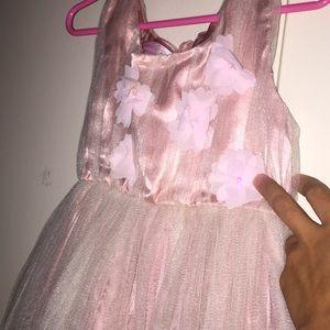 Popurrí formal dress size 5